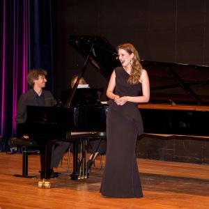 Anna Schaumlöffel   Finalkonzert, Walter und Charlotte Hamel Stiftung (Nicholas Rimmer, Klavier)   2018