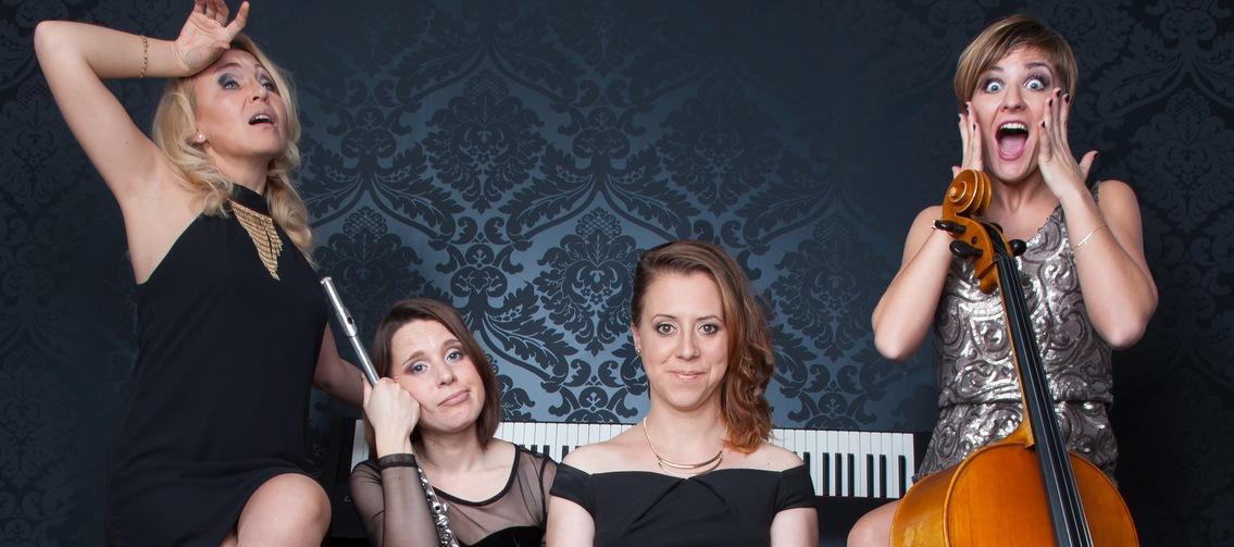 Belle Mélange Musikcomedy  Frauenkabarett