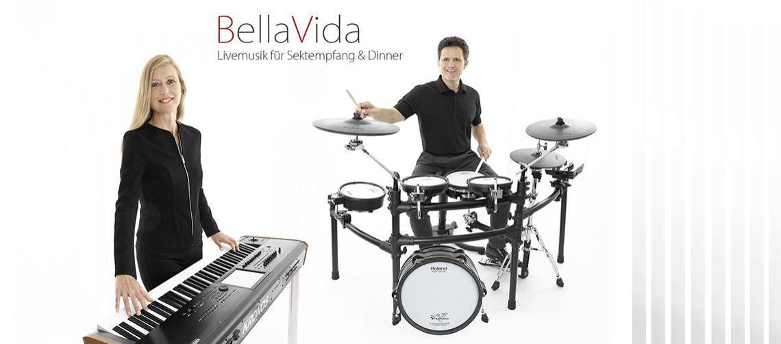 BellaVida - Livemusik für Sektempfang & Dinner
