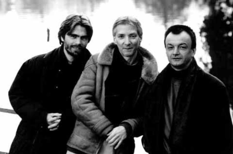 John Stowell Trio