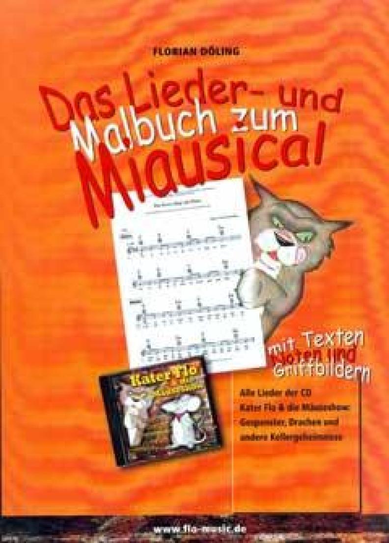 Miausical Liederbuch