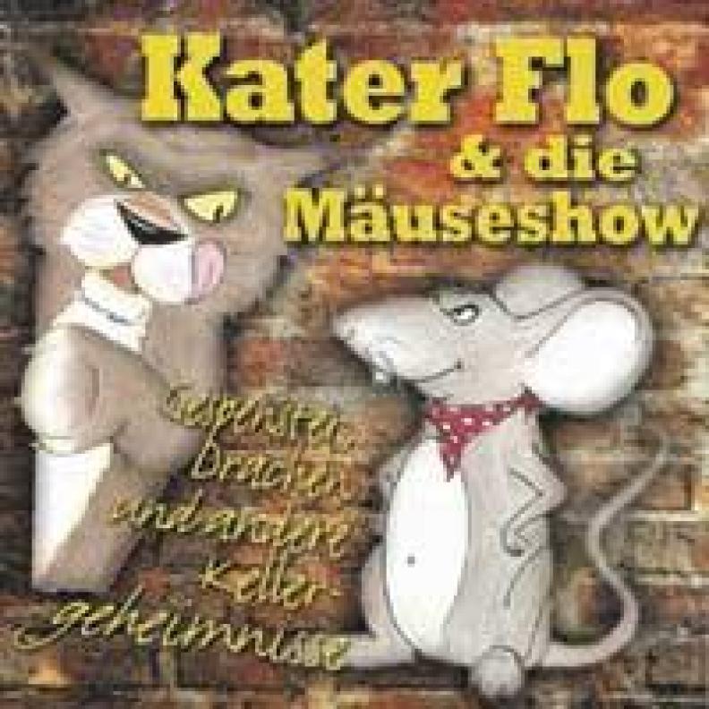 Kater Flo & die Mäuseshow - Miausical