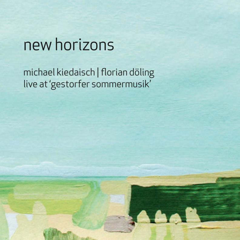 "CD Cover ""New Horizons"""