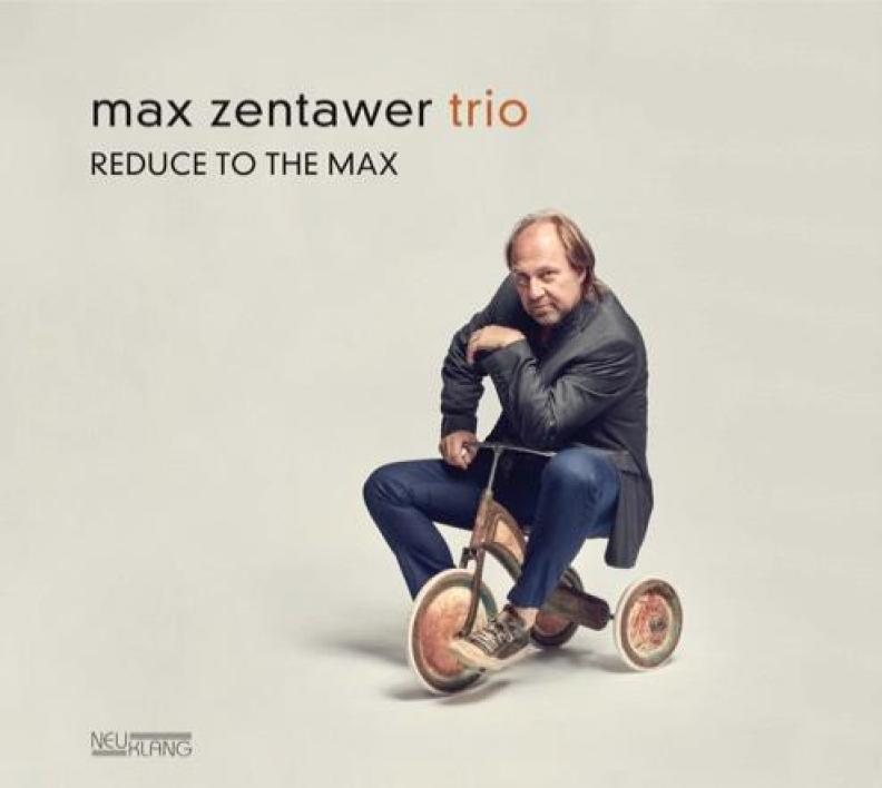 """CD Cover """"Reduce To The Max"""""""