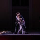 "Premiere ""Fidelio"" - Larissa Angelini (Leonore), Brad Cooper (Florestan) © Uwe Hauth"