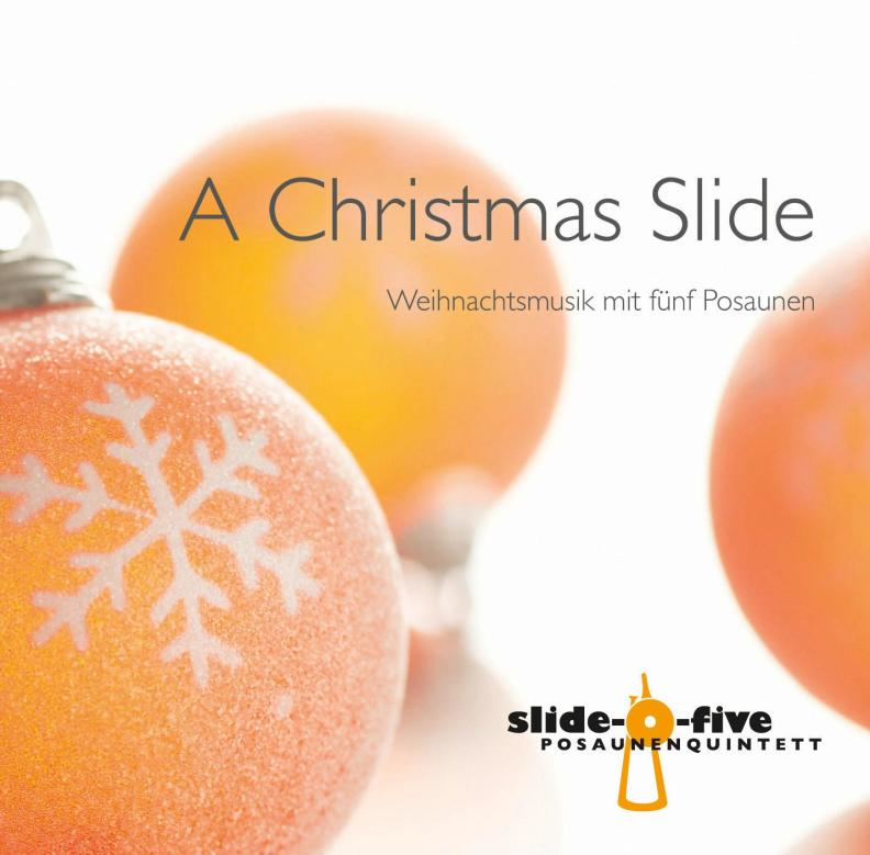 Slide-O-Five Weihnachts-CD
