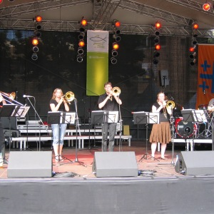 Kirchentag in Berlin 2007