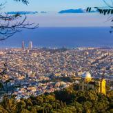 Barcelona am Meer