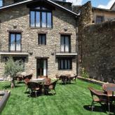 kleines Hotel in Pyrenäen