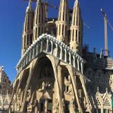 Sagrada Familie bei Rundreise in Katalonien
