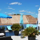 Unser Hotel bei Rundreise mit dem Mietwagen an der Algarve
