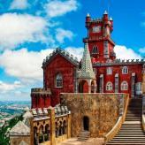 Sintra - Höhepunkt bei Rundreise in Portugal