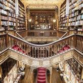 Porto mit der schönsten Bibliothek der Welt