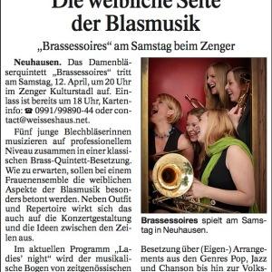 April 2014 Passauer neue Presse