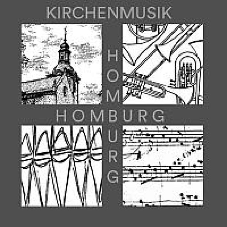 Logo Bezirkskantorat Homburg