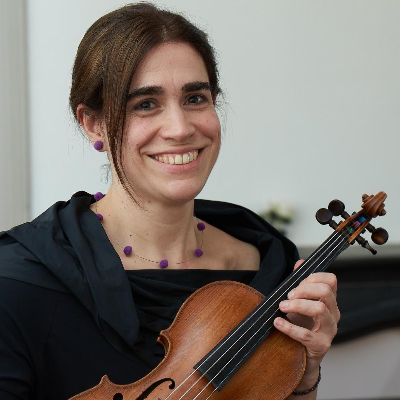 Núria Rodríguez, Violine