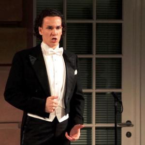 ALFREDO - La Traviata (G. Verdi) Int. Gesangsstudio Berlin ©Int. Gesangsstudio Berlin e.V.