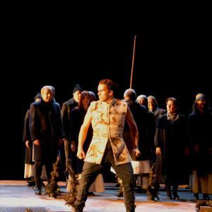 MACDUFF - Macbeth (G. Verdi) ©Jochen Klenk
