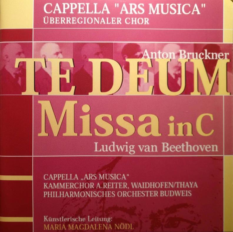 TE DEUM Cappella 'Ars Musica'