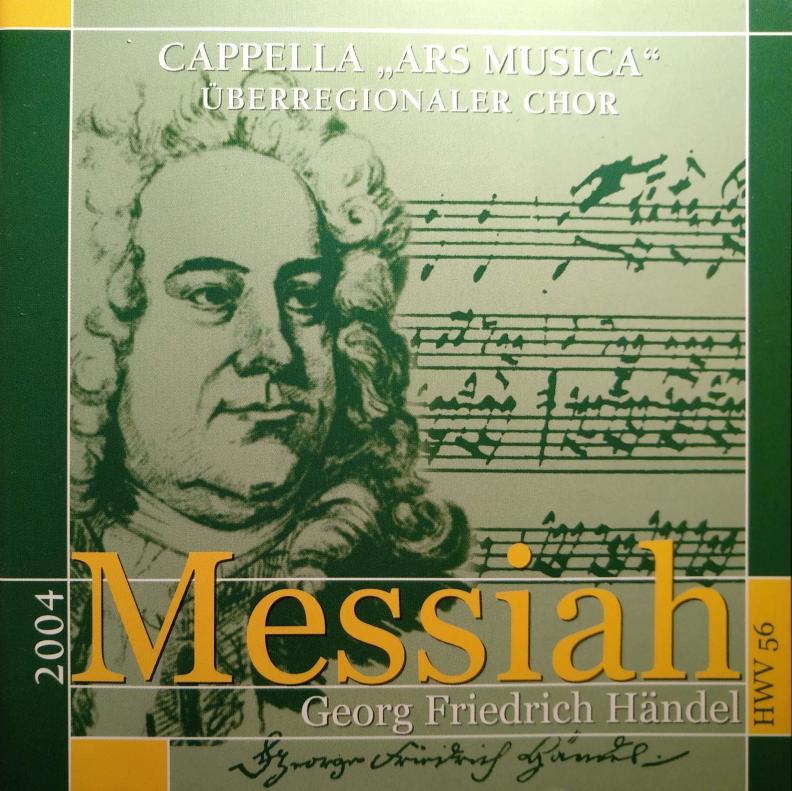 MESSIAH, Cappella 'Ars Musica'