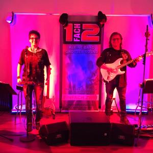 """1FACH2""  Live on Stage"