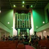 Alte Kirche Krefeld, 01.12.2018, u.a. mit Bernsteins Chichester Psalms