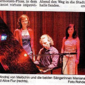 Kieler Nachrichten 2008