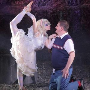 В роли Эсмеральды в опере Б. Сметаны «Проданная невеста» (Вашек - W. Ablinger-Sperrhacke, Баварская государственная опера, Мюнхен). Фото: W. Hösl.