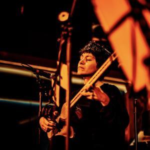 Elshan Ghasimi @ Rauschen #4 © Gerhard Kühne