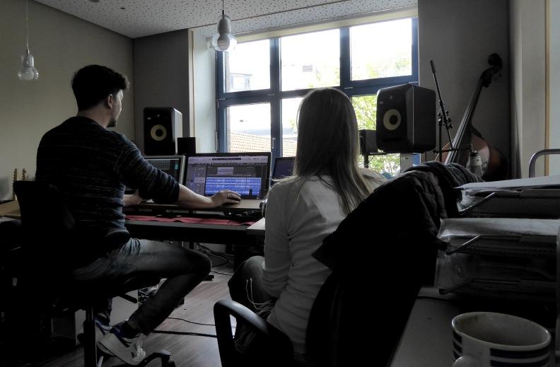 Mix und Master im Tonstudio