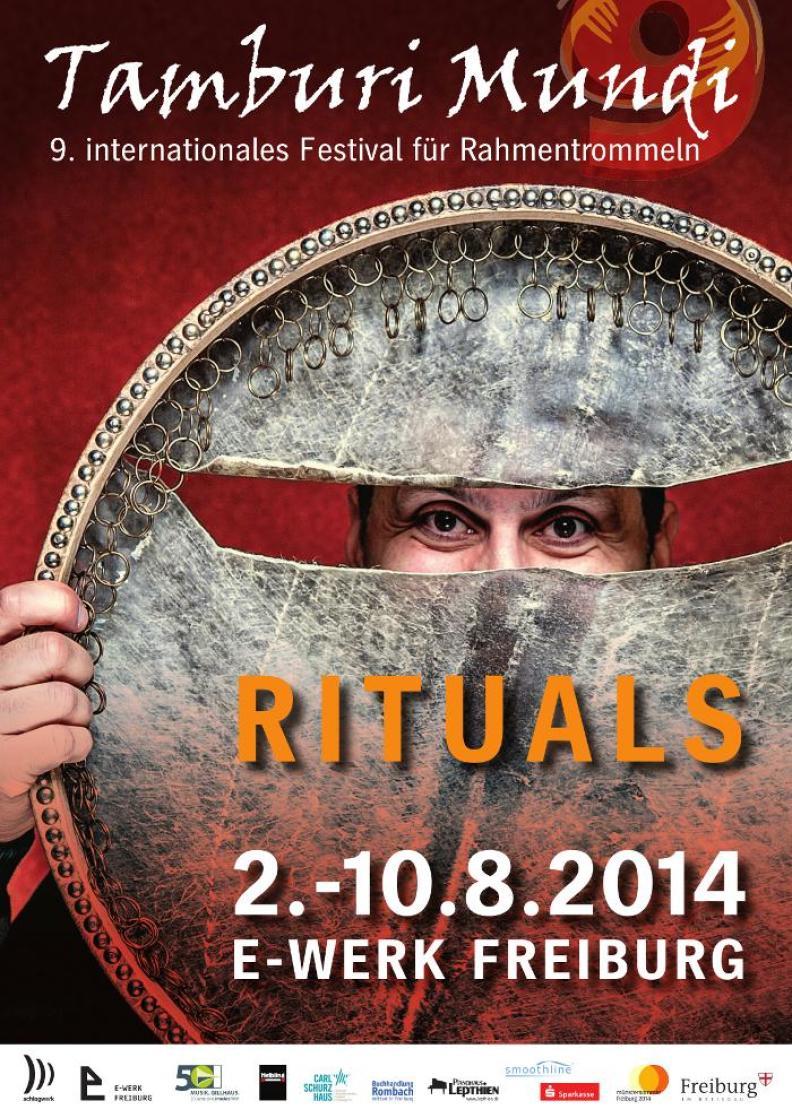 Poster_Tamburi Mundi 2014_Rituals