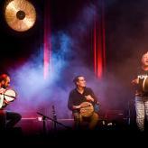 Youssef Laktina, Simon Tressin and Dave Boyd