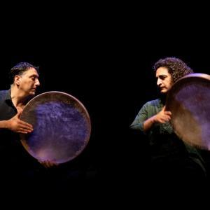 Murat Coskun und Reza Samani by Ellen Schmauss