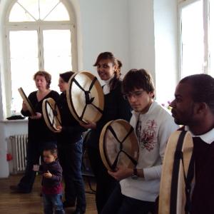 Trommelprojekt 2010