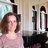 Christine Stengert im Spiegelsaal Bad Zwischenahn