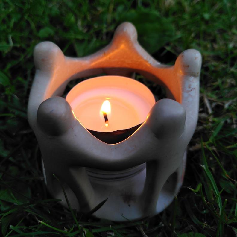 Kerzenlicht HERZBESTIMMT SINGEN