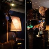 Afloat; Bilder einer Bedienung der Schall und Rauch-Bar, Basel